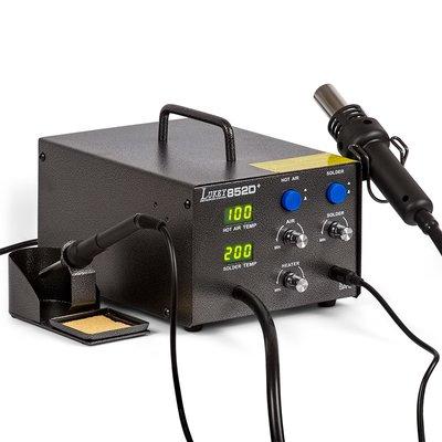 Термоповітряна паяльна станція Lukey 852D+