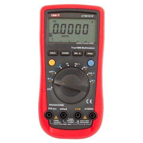 Цифровой мультиметр UNI-T UTM 161E (UT61E)