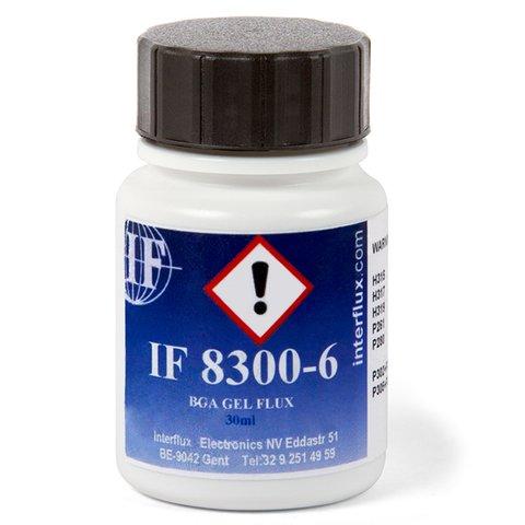 Флюс-гель Interflux IF 8300-6, 30 мл