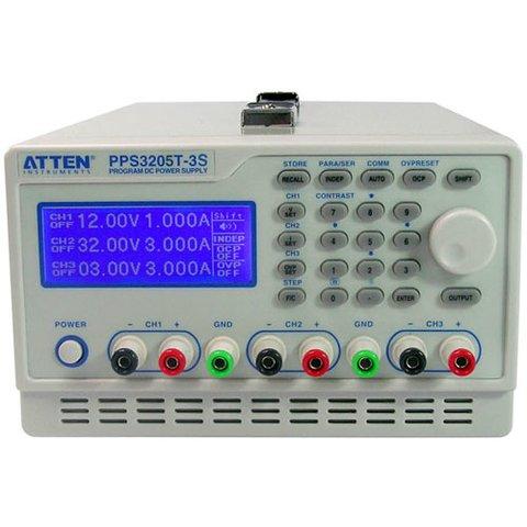 Програмований блок живлення ATTEN PPS3205T 3S