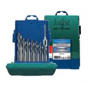 Набір мітчиків і свердел Heller 27879