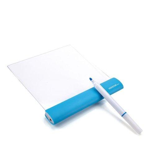 Світлодіодна лампа для читання і нотаток HSD1144A (синя)