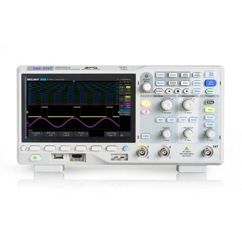 Фосфорний цифровий осцилограф SIGLENT SDS2352X E