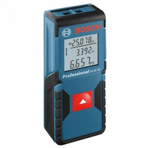 Лазерний далекомір Bosch GLM 30, 0601072500