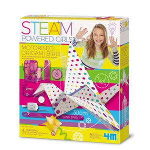 STEAM-набор 4M Птичка-технооригами