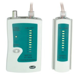Multi-Modular Cable Tester Pro'sKit MT-7051N