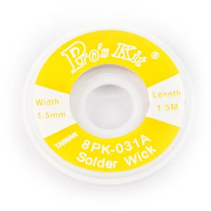 Desoldering Wick Pro'sKit 8PK-031A