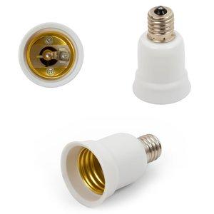 Base Adapter (E17 to E27, white)