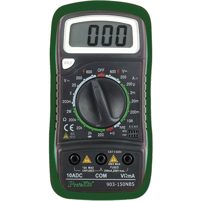Digital Multimeter Pro'sKit 903-150NBS