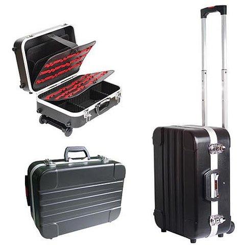 Malet n pro 39 skit tc 311 de pl stico abs con ruedas y mango - Maletin herramientas con ruedas ...