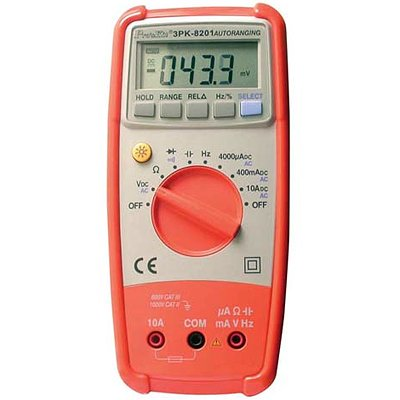 Autoranging Digital Multimeter Pro'sKit 3PK-8201