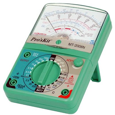 Analogue Multimeter Pro'sKit MT-2008N