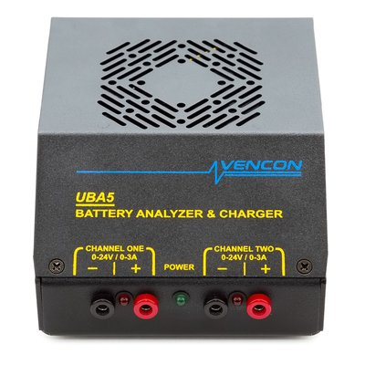Professional Battery Analyzer Vencon UBA5