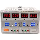 Buy Online Double DC Power Supply ( 2x0-30 V; 2x0-3 A) HYelec HY3003M-2