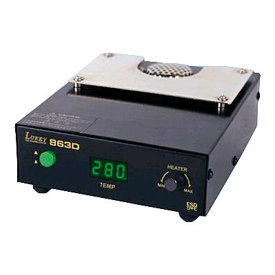 Lukey 863d Preheater Infrared And Hot Air Preheaters