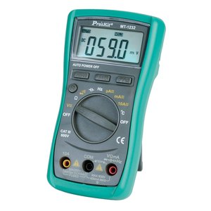 Digital Multimeter Pro'sKit MT-1232