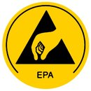Buy Online ESD Workstation Warning Labels Warmbier 2850.10