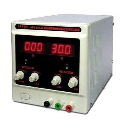 Regulated Power Supply Unit ATTEN APS3003S