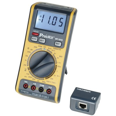 Digital Multimeter Pro'sKit MT-1610