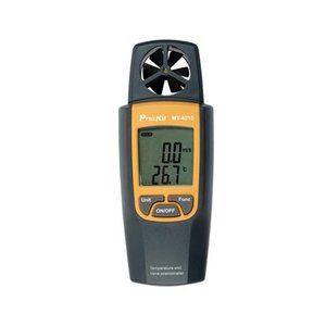 Thermometer and Vane Anemometer 2-in-1 Pro'sKit MT-4015