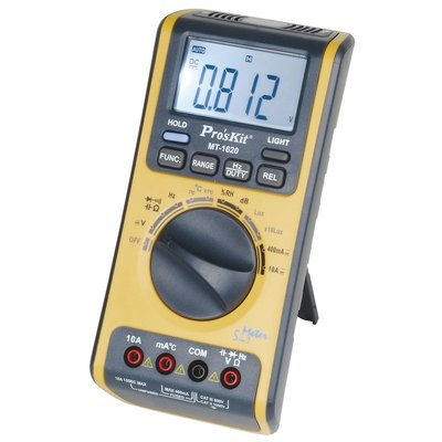 Digital Multimeter Pro'sKit MT-1620