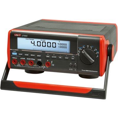 Digital Bench Multimeter Uni T Ut804 Multimeters Measuring Equipment Toolboom Online Store