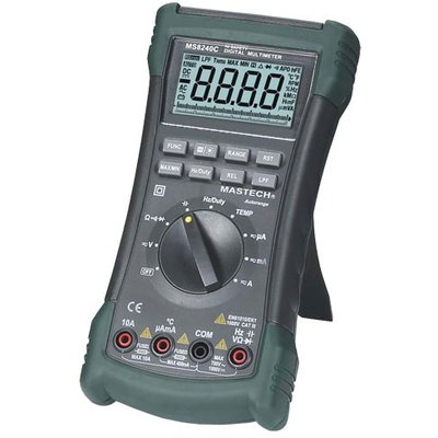 Digital Multimeter MASTECH MS8240C