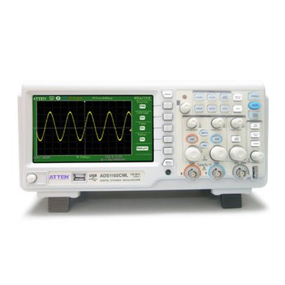 Digital Storage Oscilloscope ATTEN ADS1102CML