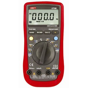 Digital Automotive Multimeter UNI-T UT108