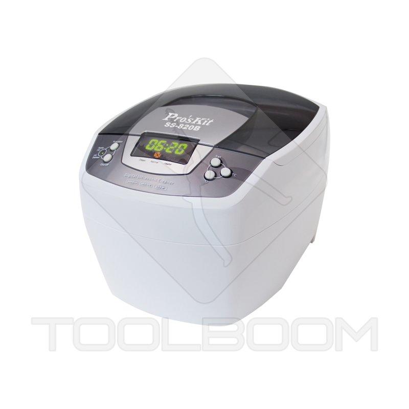 Ba o de ultrasonido pro 39 skit ss 820b ba os de for Bano ultrasonidos laboratorio
