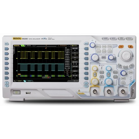 Digital Oscilloscope RIGOL DS2072