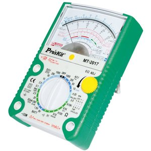 Analog Multimeter Pro'sKit MT-2017