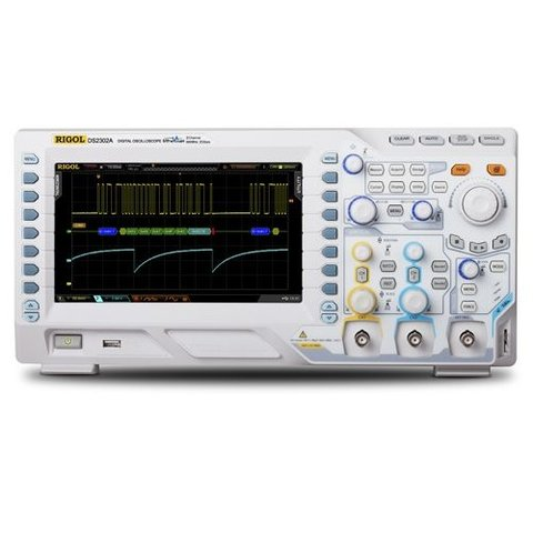 Digital Oscilloscope RIGOL DS2302A-S