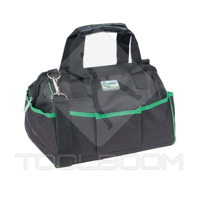 Bolsa para herramientas pro 39 skit st 5309 cajas y - Maletines con herramientas ...