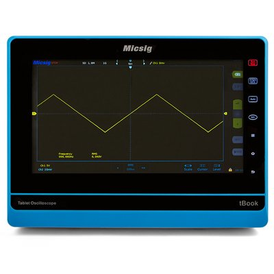 Tablet Digital Oscilloscope Micsig TO102