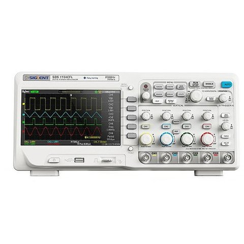 Digital Oscilloscope SIGLENT SDS1104CFL