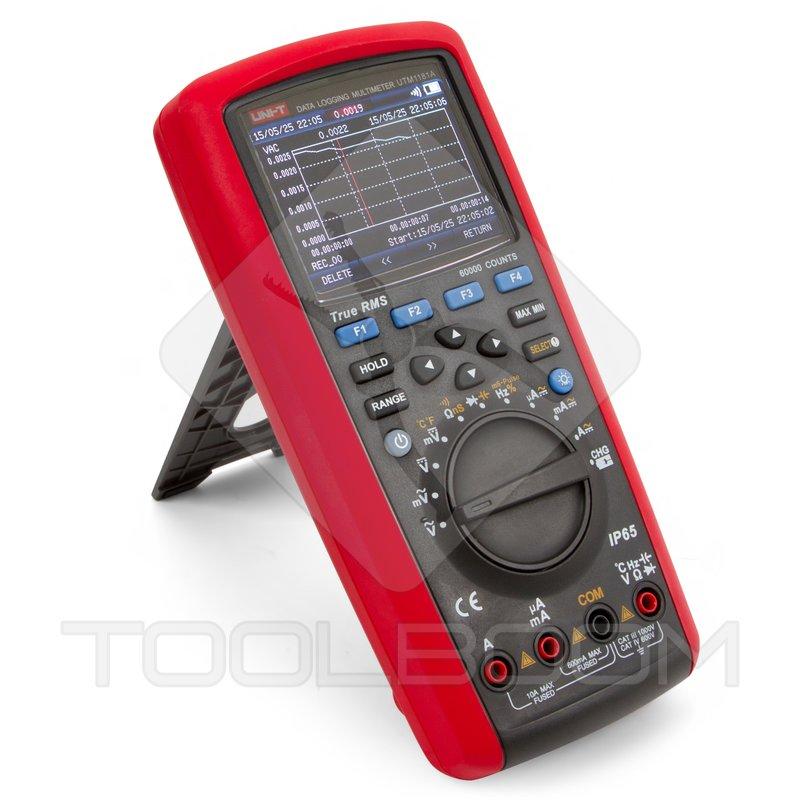 Uni T Multimeter Digital : Digital multimeter uni t ut a multimeters measuring