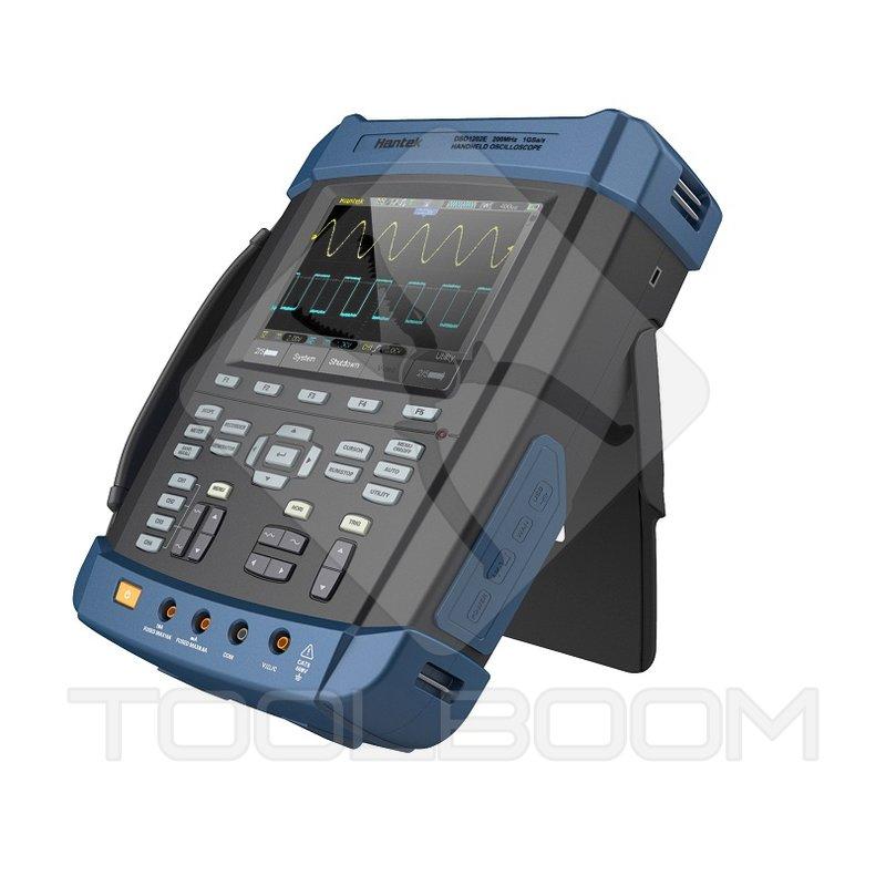 Hantek Oscilloscope Handheld : Handheld digital oscilloscope hantek dso e