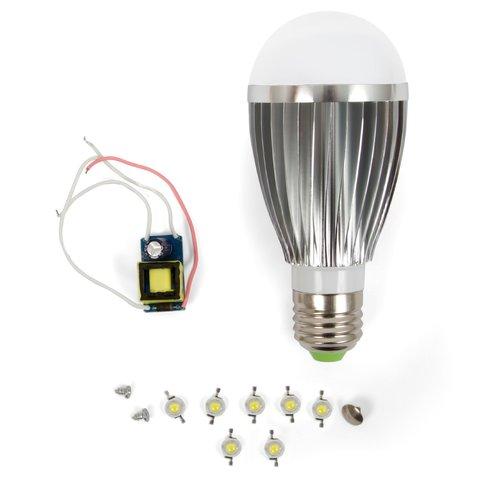 Juego de piezas para armar l mpara led sq q03 7 w luz - Piezas para lamparas ...