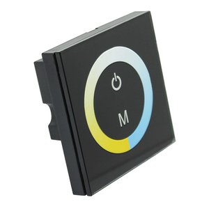 LED Controller with Touch Panel HTL-012 (color temperature, 5050, 3528, 96 W)