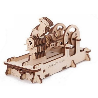 Mechanical 3D Puzzle UGEARS Engine