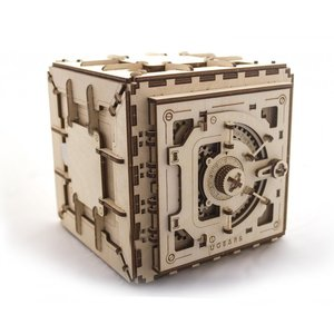 Mechanical 3D Puzzle UGEARS Safe