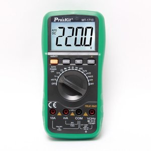 Digital Multimeter Pro'sKit MT-1710