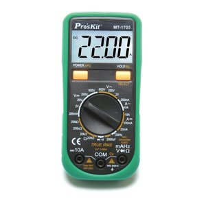 Digital Multimeter Pro'sKit MT-1705