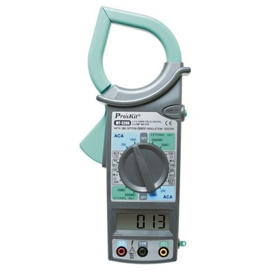 Digital Clamp Meter Pro'sKit MT-3266