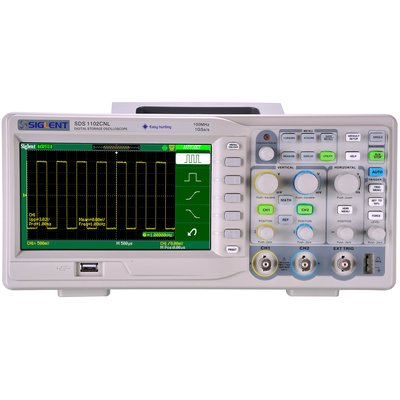 Digital Oscilloscope SIGLENT SDS1102CNL