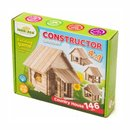 Buy Online IGROTECO Country House 4 in 1 Building Set