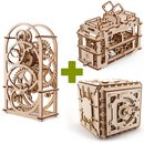 Buy Online Mechanical 3D Puzzle UGEARS Premium Collection