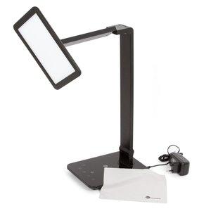 Dimmable Rotatable Shadeless LED Desk Lamp TaoTronics TT DL09, Black, US