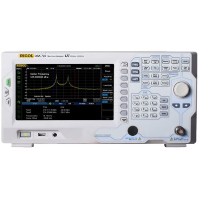 Spectrum Analyzer RIGOL DSA705